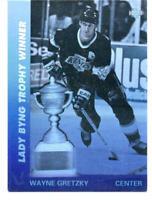 1991-92 Upper Deck Award Winner Holograms #AW6 Wayne Gretzky Los Angeles Kings