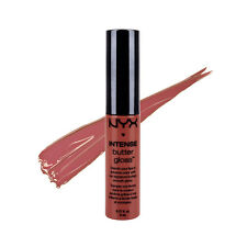 NYX Intense Butter Lip Gloss color IBLG06 Chocolate ( Deep beige ) New & Sealed