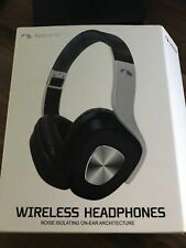 NAKAMICHI BTHP06 Wireless Bluetooth Noise Isolating On-Ear Headphones New Sealrd