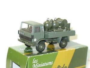 Solido, Truck Military Renault Trm 1000 With Slurry Cisterns Aviation
