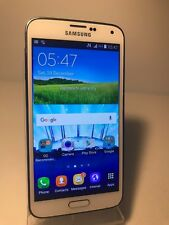 Samsung Galaxy S5 - 16GB G900 - Shimmery White (Unlocked) Smartphone Mobile