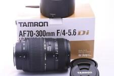 Sony ajuste Tamron LD 70-300mm Alpha D AF Zoom lente Di Excelente Estado