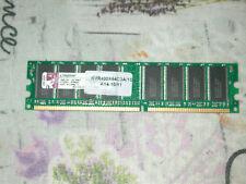 Memory / Memoria KVR400X64C3AK2/2G 1 GB Kingston DDR