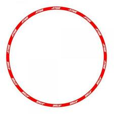 Jitsie Trials Wheel Rim Stickers (red)