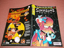 Simpsons Comics *** livret *** Nº 38