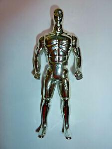 Silver Surfer action figure Toy Biz Marvel Cosmic Defenders comics 1992 vintage!