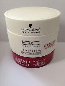 Schwarzkopf BC BONACURE REPAIR RESCUE TREATMENT 200ML for damaged hair