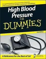 High Blood Pressure for Dummies (Paperback or Softback)