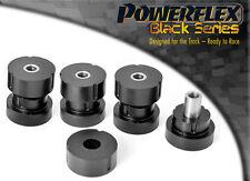 Powerflex Black Rear Tie Bar Büsche PFR19-304BLK