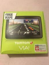 TomTom Via 135 M Europa Navigationssysteme Lebenslange Free Lifetime Map OVP