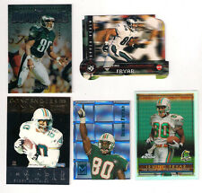 1995 PLAYOFF PRIME DOLPHINS  IRVING FRYAR MINI INSERT #129