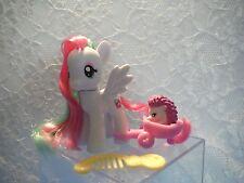 My Little Pony Blossomforth w/pet Hedgehog G4 Friendship is Magic 2011 ( Rare )
