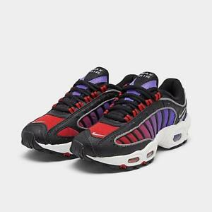 Nike Air Max Tailwind 4 Womens Shoes Black White Red Psychic Purple CQ9962 sz 10