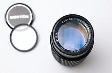Beston M.C Macro Zoom 80-205mm f/4.5 Caps & Filter for Pentax K Mount (#2208)