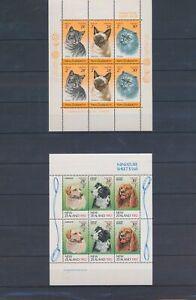 XC89562 New Zealand cats pets animals dogs sheets XXL MNH