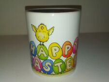 © Laupie 2003 Design - Happy Easter Coffee Tea Mug Cup Chick Eggs Orca Coatings