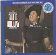 BILLIE HOLIDAY      CD    THE QUINTESSENTIAL  VOLUME4  1937