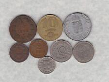 Ocho Austria & Hungría 1860B a 1985 en buen estado o mejor