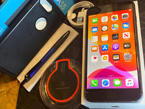 Apple iPhone 8 Plus (256gb) Cricket AT&T h2o (A1897) Space Grey {iOS13}86% iSSue