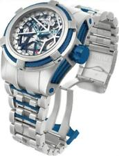 Invicta Reserve 12946 Bolt Swiss Made Automatic A07 Dual Time GMT Mens Watch