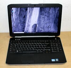 """Dell Latitude E5520 15,6"""" Core i3-2330M 2,00GHz 4GB RAM 256GB SSD WIN10"""