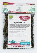 1 Sac Triple Mint Tea BESTEE Bio Menthe Poivrée Tea