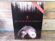 """BLAIR WITCH PROJECT Counter Promo POP Display Cardboard Sign 9"""" x 12"""""""