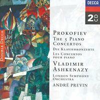 Prokofiev The Piano Concertos 1-5