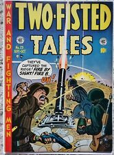 TWO-FISTED TALES #29 VF 8.0 EC 9-10/1952