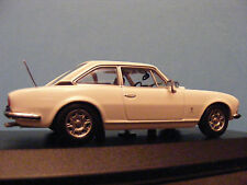 Peugeot 504 Pininfarina Coupe 1974 1 of 1008 Minichamps 1:43rd.