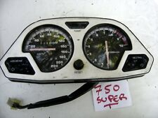 COMPTEUR TABLEAU DE BORD  YAMAHA  XTZ 750  SUPER TENERE  XTZ750   AVEC 11200  KM