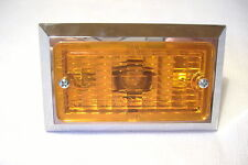 Texas Sidecar Amber Side Marker Light California Friendship I & II  Motorcycle