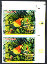 PARAGUAY - BIRDS Mi # 5011 Pair Imperforate Colour Proof VF III