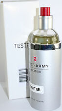 SWISS ARMY CLASSIC BY SWISS ARMY 3.4 OZ EDT SPRAY TESTER FOR MEN IN TESTER BOX