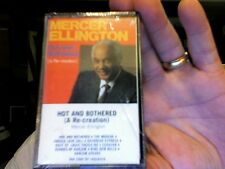 Mercer Ellington- Hot and Bothered (A Re-creation)- new/sealed cassette tape