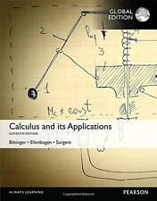 Calculus and Its Applications 11E by Bittinger, Ellenbogen 11th (Global Edition)