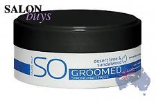 so Salon Only Groomed Strong Matt Paste 100g