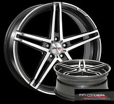18 Zoll Motec Xtreme Felgen für Mercedes C E KLASSE 203 211 CL 215 CLS 218 219