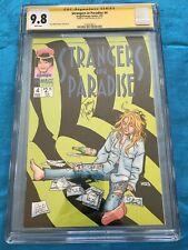 Strangers in Paradise v3 #4 - Abstract - CGC SS 9.8 NM/MT -Signed by Terry Moore