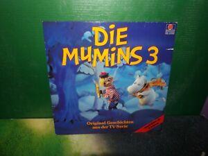 Die Moomin 3 EP LP