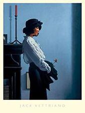 Jack Vettriano - Valentine Rose - premium open edition print (60x80)