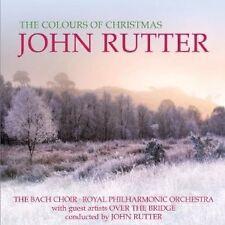 JOHN RUTTER - THE COLOURS OF CHRISTMAS CD NEU