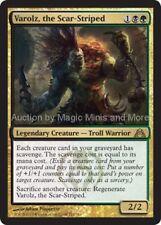 Dragon's Maze ~ VAROLZ, THE SCAR-STRIPED rare Magic the Gathering card
