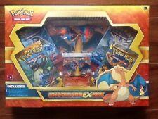 Pokemon 2014 Charizard Ex Box W/ 4 Packs & Charizard Promo Card Item # 10923 F/S