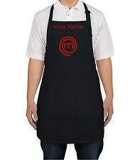 Custom Masterchef Apron (Your Name Here) Priority Available
