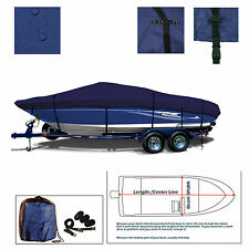 Bayliner 185 BR Bowrider Trailerable Storage Jet Boat Cover Navy