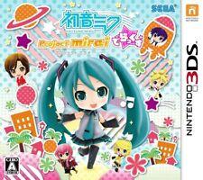 [FROM JAPAN][3DS] Hatsune Miku Project mirai DX / Sega [Japanese]