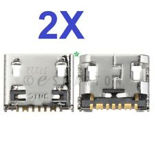 2X Samsung Galaxy Tab A SM-T550 T555 USB Charger Charging Port Dock Connector