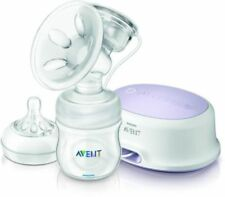 Philips Avent Comfort Single Electric Breast Pump UK 3pin Plug