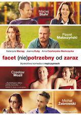 Facet (nie)potrzebny od zaraz  (DVD) 2014  POLISH POLSKI